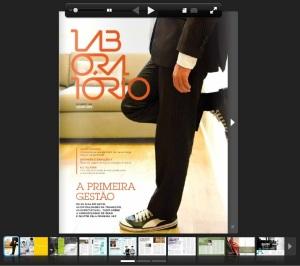 Publicação semestral sobre educação e negócios do LAB SSJ